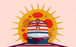 سفر ایمن با قطار