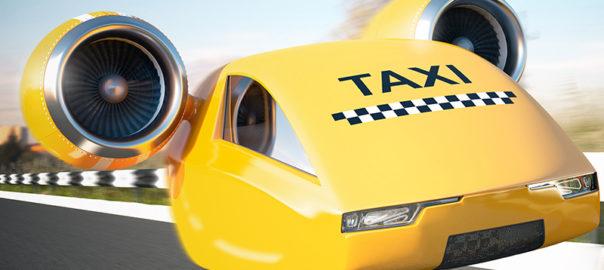 تاکسی پرنده