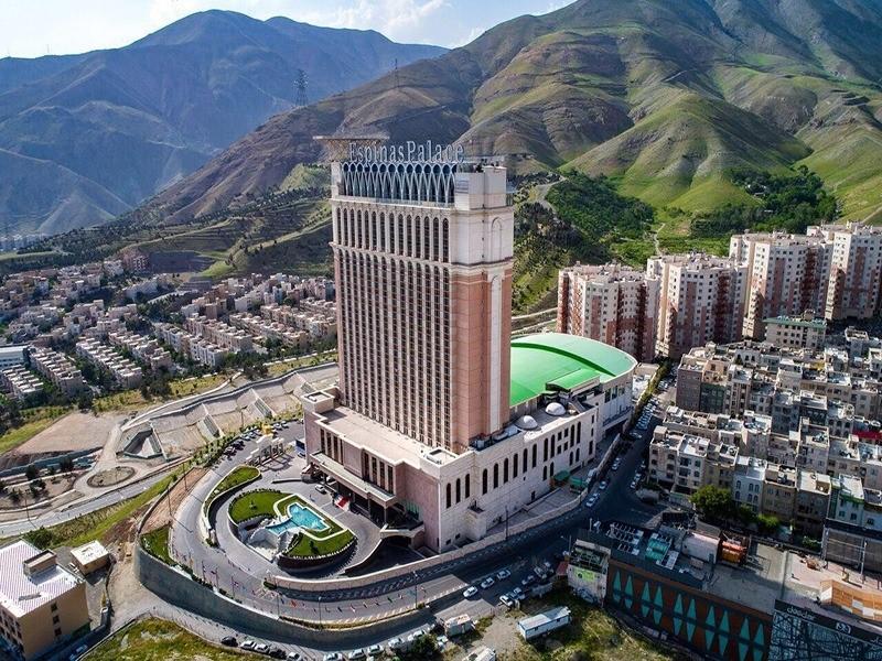 قدم به قدم با لوکس ترین هتل های ایران