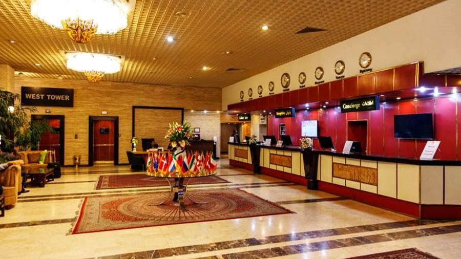 هتل پارسیان تهران