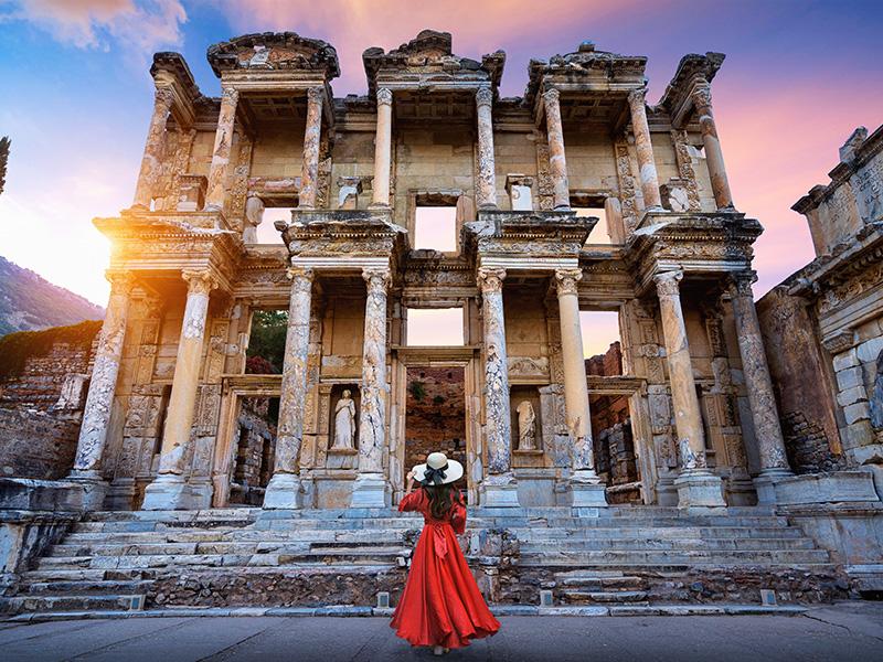 افسوس-ازمیر-ترکیه