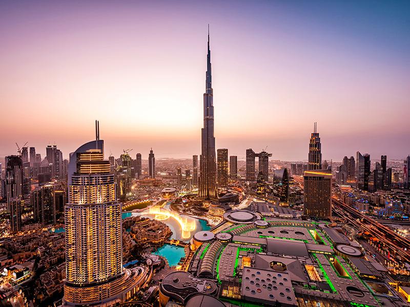 برج خلیفه؛ الماس شهر دبی