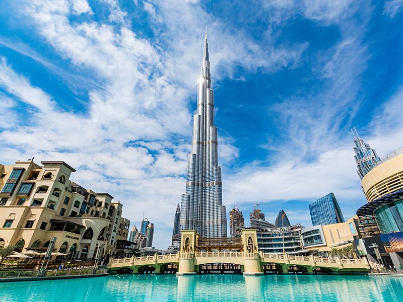 دیدنی های برج خلیفه دبی