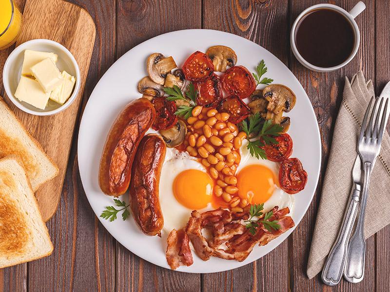 صبحانه-انگلیسیر
