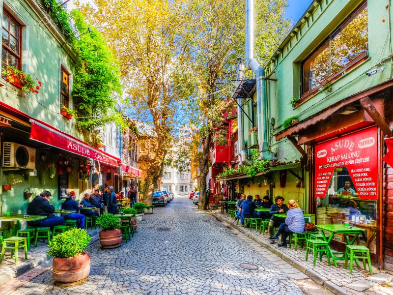 فرهنگ ترکیه ای ها