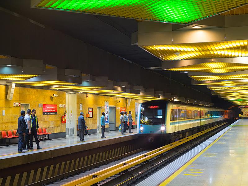 بلیت مترو در ایران