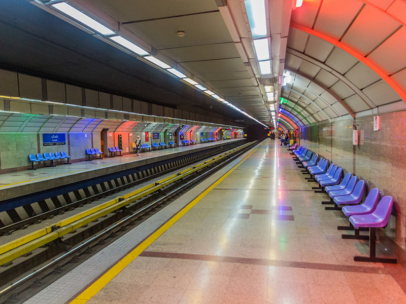 بلیت متروی ایران