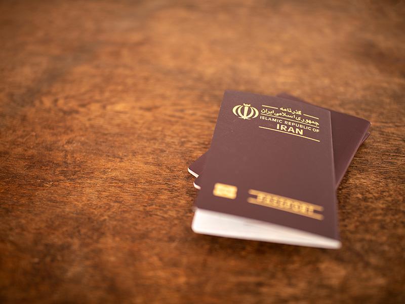 پاسپورت-ایرانی