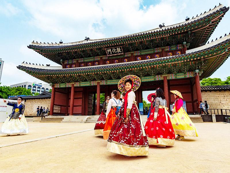 کاخ چانگ دیوک گونگ