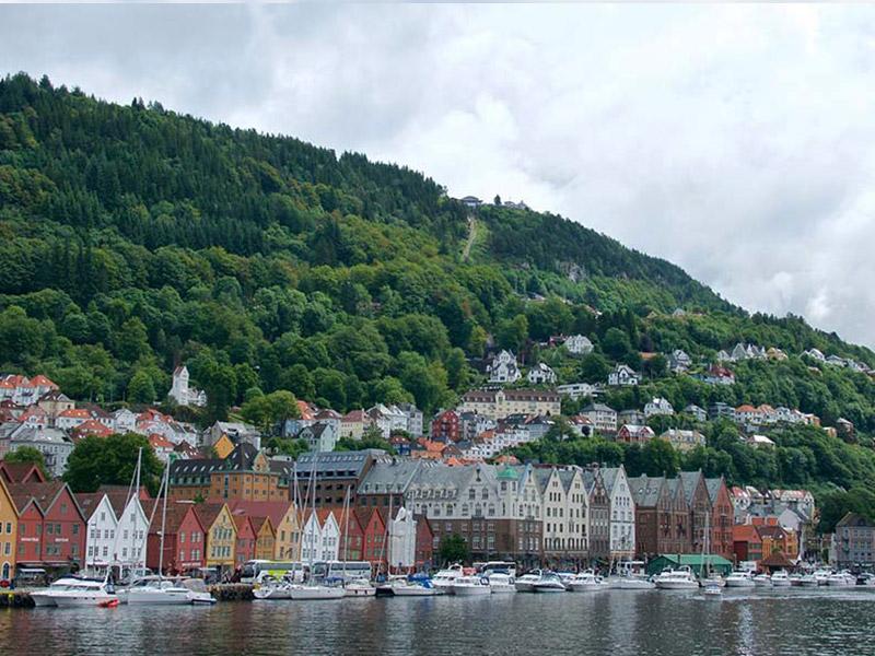جاذبه دیدنی نروژ