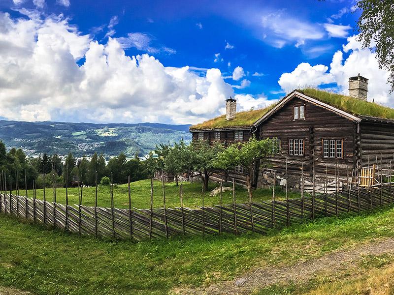 جاذبه دیدنی نروژ یکی از مرفهترین کشورهای جهان