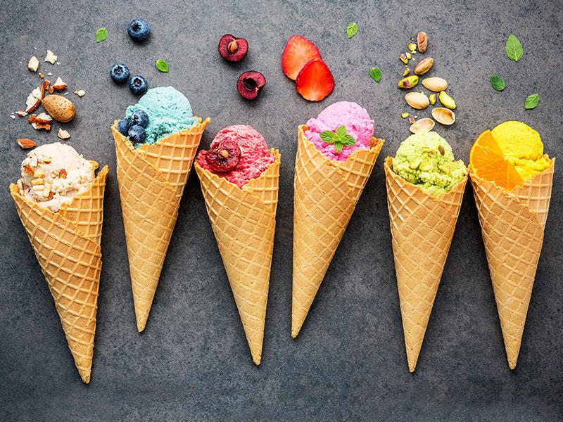 معرفی بستنی ایتالیایی فروشی های تهران