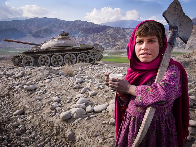جنگ های افغانستان
