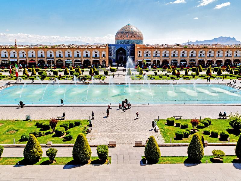همه چیز درباره ترکیب عجیب دوغ و گوشفیل اصفهان