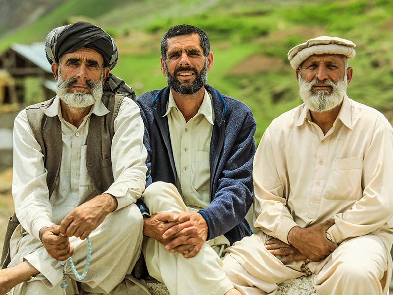 مردم شناسی در افغانستان