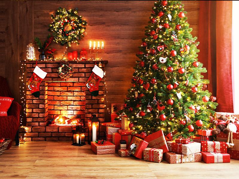 مراسم کریسمس در تهران