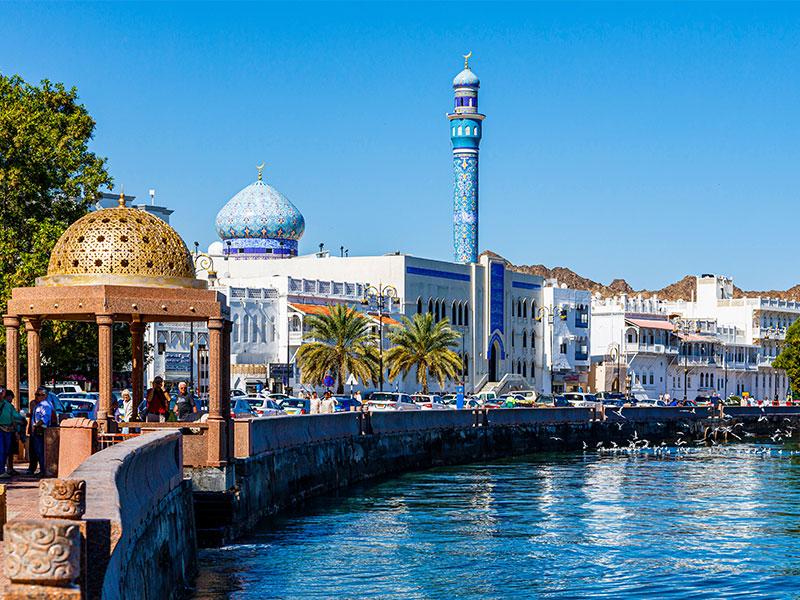 معرفی بهترین مراکز خرید در کشور عمان