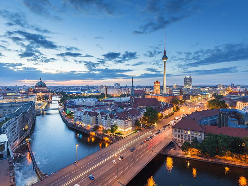 جاذبه های گردشگری برلین آلمان