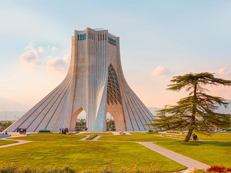 لیست کامل مسیرهای دوچرخه سواری تهران