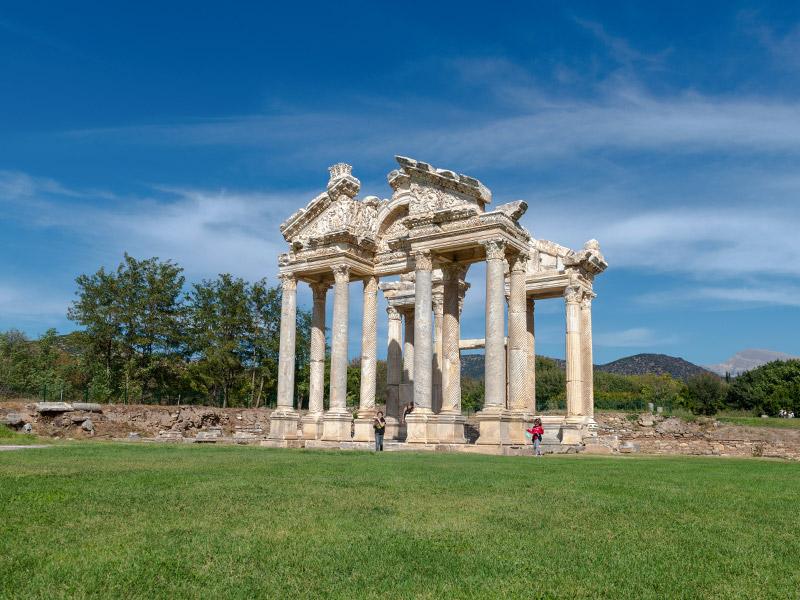 شهر باستانی آفرودیسیاس، جاذبه ای بی نظیر در دل ترکیه