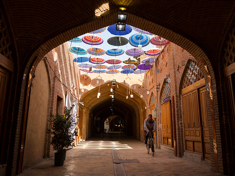 محله عودلاجان تهران، جاذبه ای دیدنی در قلب پایتخت