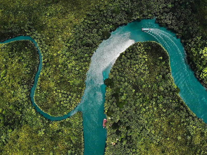 چرا رودخانه آمازون شگفت انگیز است؟