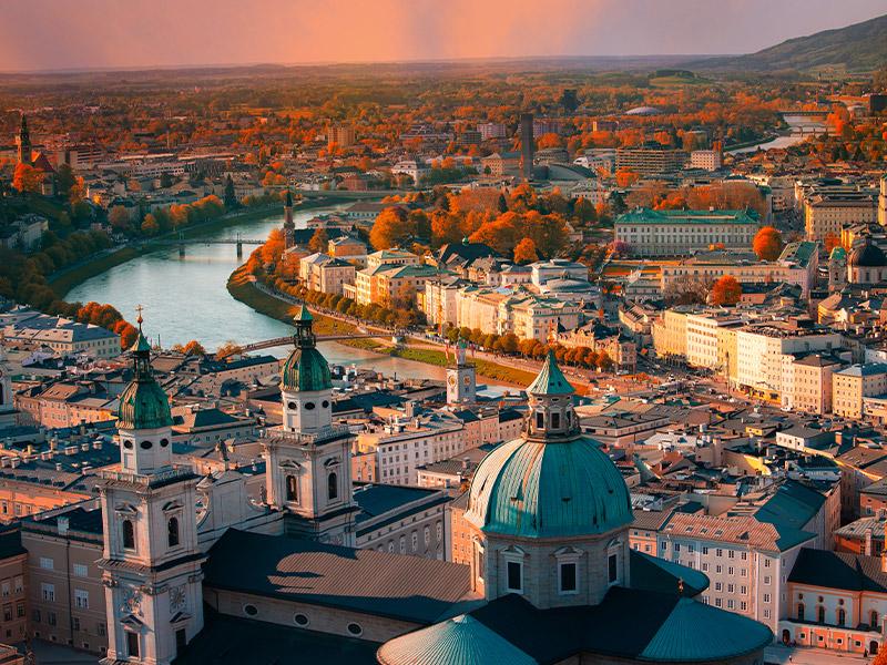 مقایسه جامع شهر وین اتریش با شهر برلین آلمان