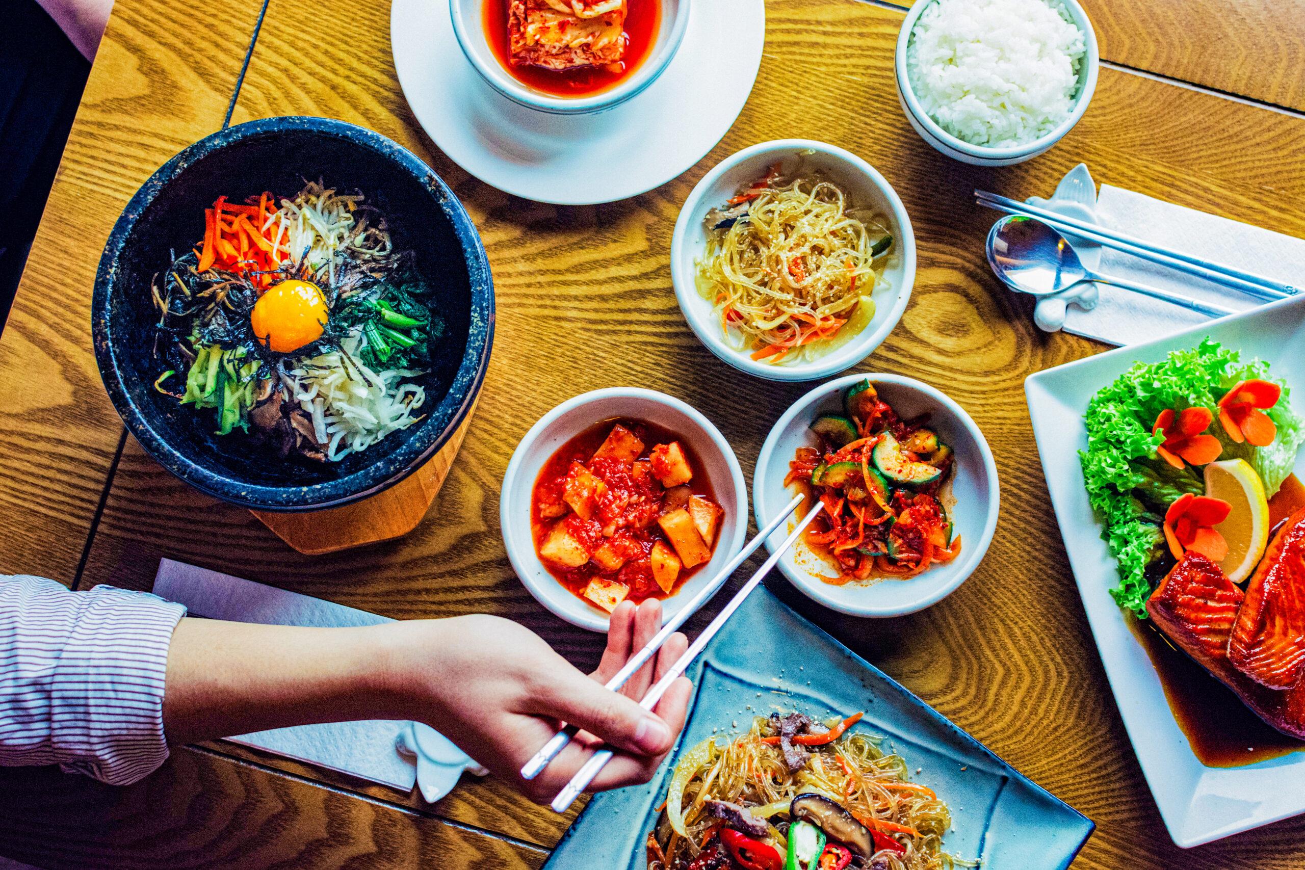 معرفی ۱۵ غذای کره ای لذیذ و خوشمزه که در جهان نظیر ندارند!