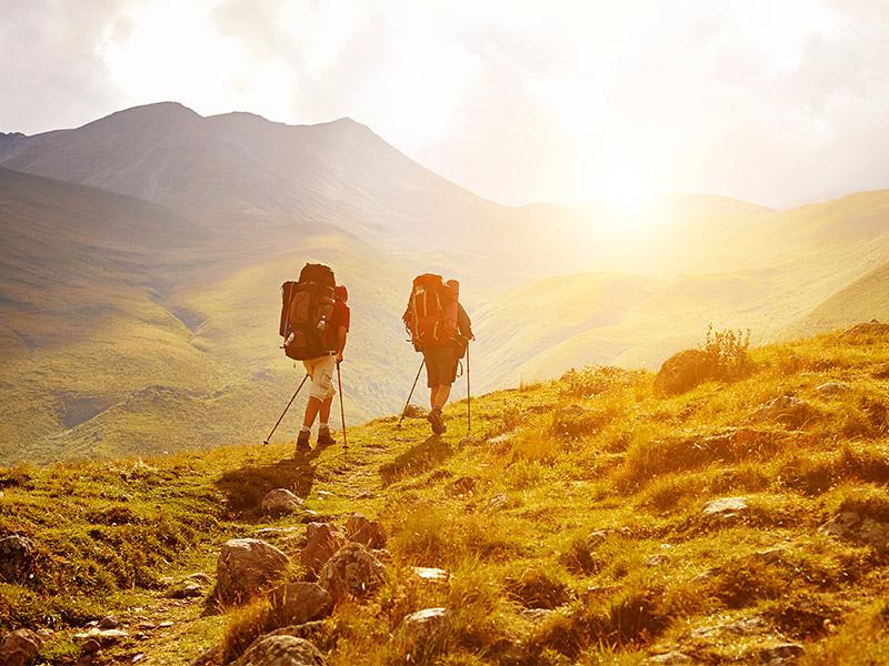 تفاوت میان تکنیک ها و مهارت های کوهنوردی و کوهپیمایی