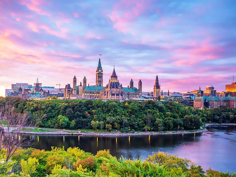 اتاوا، پایتخت کشور کانادا