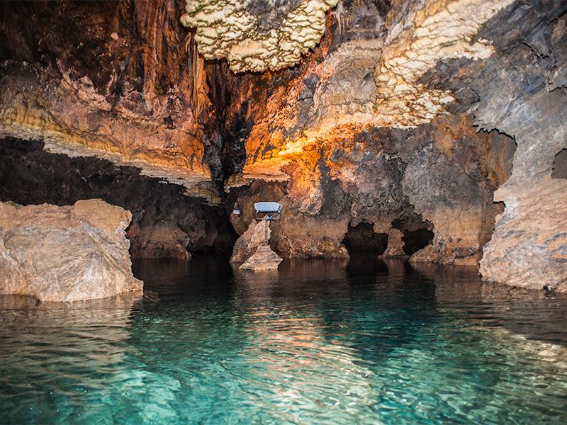 غار های بزرگ ایران