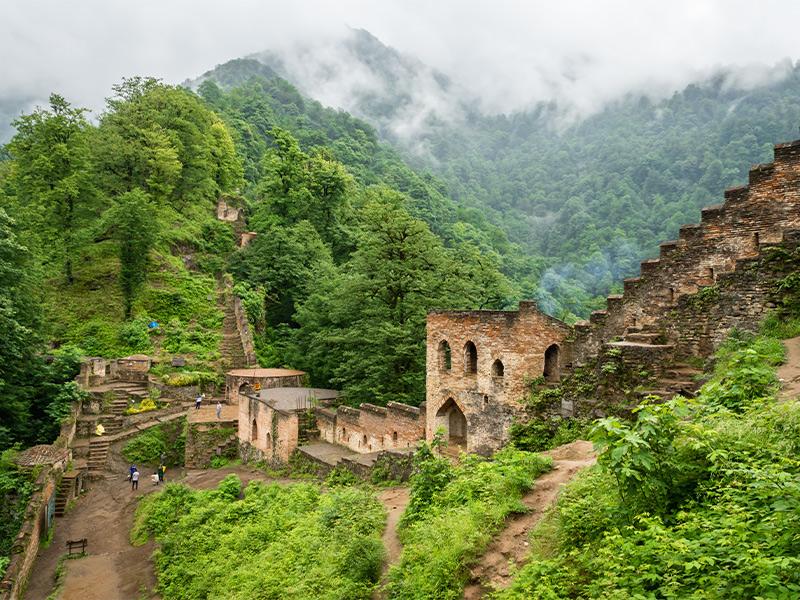جاذبه های طبیعی در ایران