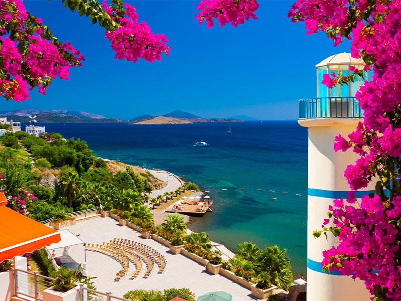 جزیره های ترکیه