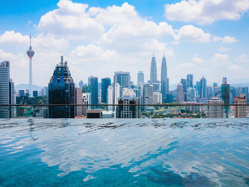 اقامتگاه لوکس در مالزی
