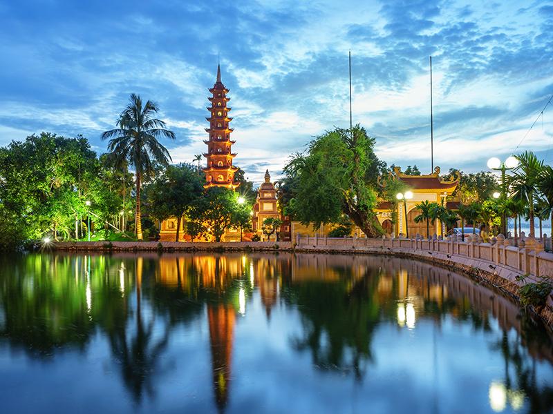 هانوی پایتخت ویتنام